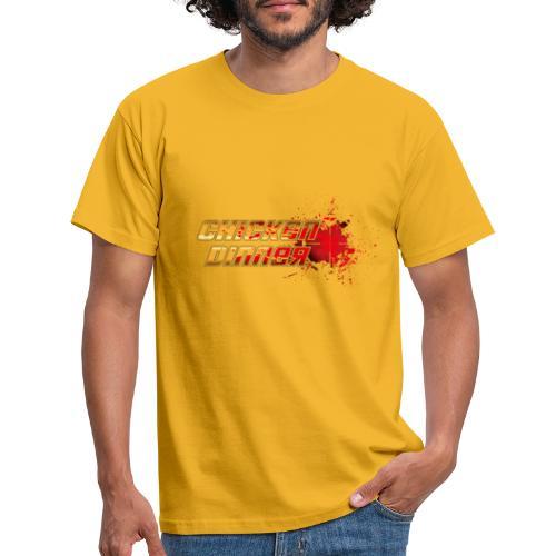 Chicken Dinner - Männer T-Shirt