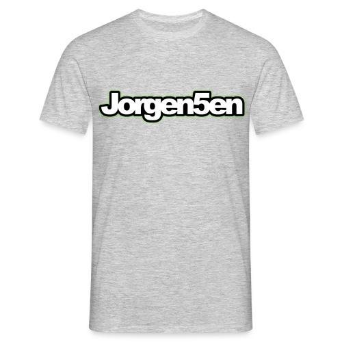 tshirt - Herre-T-shirt
