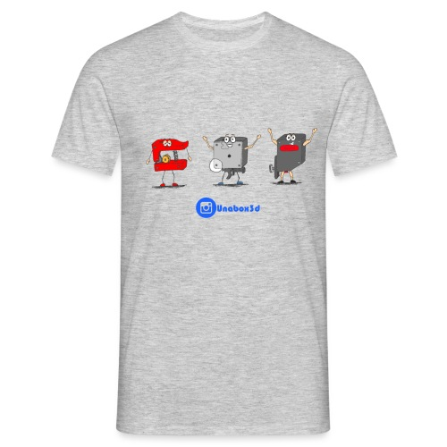 3D Extruders - Camiseta hombre