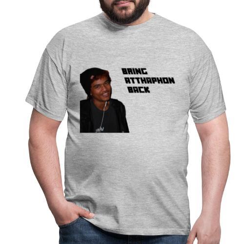 Bring Albepe bacc - T-skjorte for menn