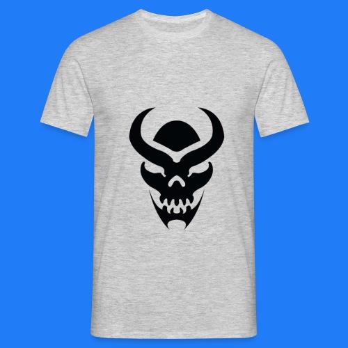 TRIBAL SKULL NOIR - T-shirt Homme