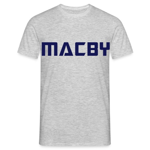 Macby coloré - T-shirt Homme