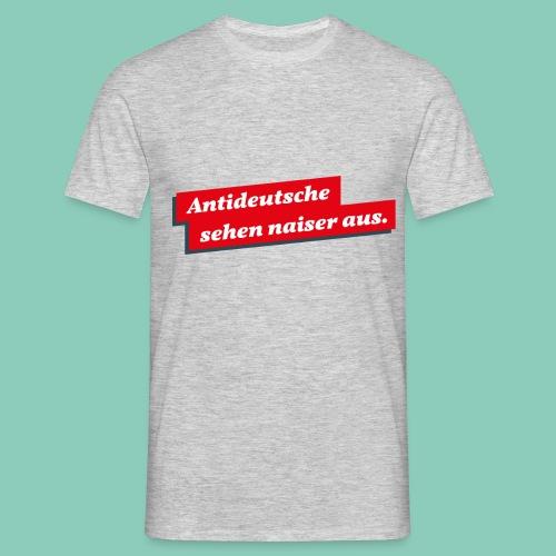 antideutsche png - Männer T-Shirt