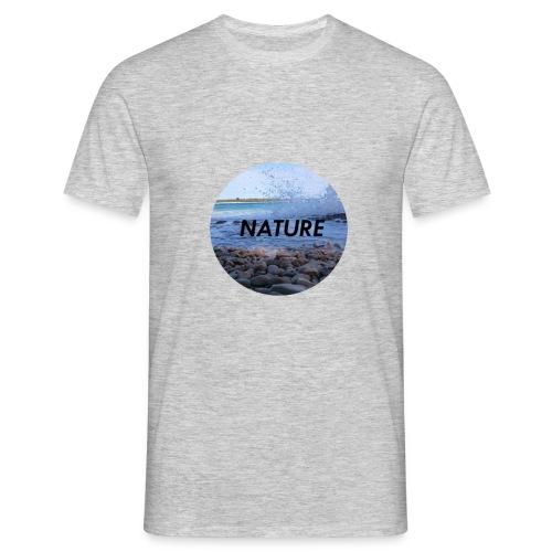Nature Meer - Männer T-Shirt
