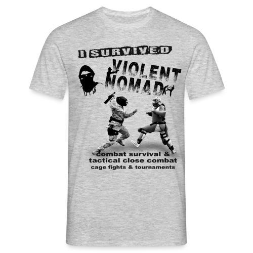 Violent Nomad tshirtblack - Männer T-Shirt