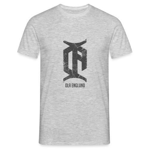 Members-Distressed-Grey - T-shirt herr