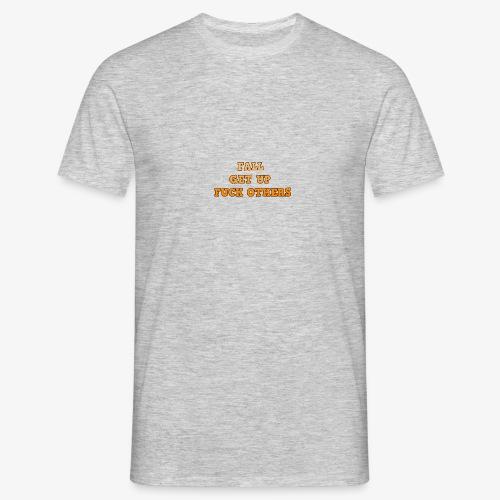 DISEÑO1 - Camiseta hombre