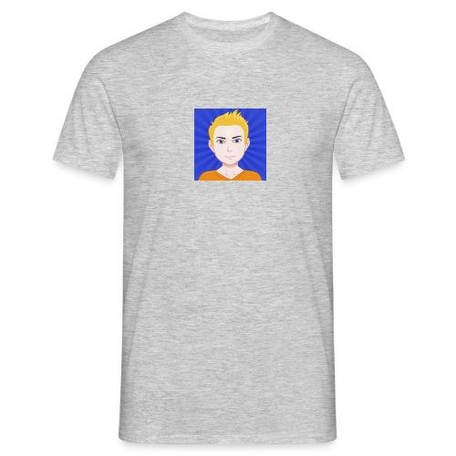 Sr Goku 2015 - Men's T-Shirt