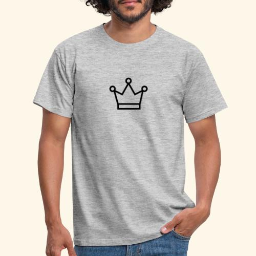 The Queen - Herre-T-shirt