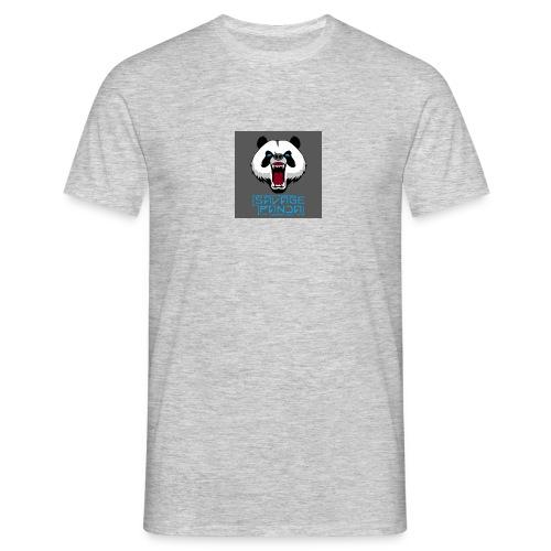 Savage Style Panda - Mannen T-shirt