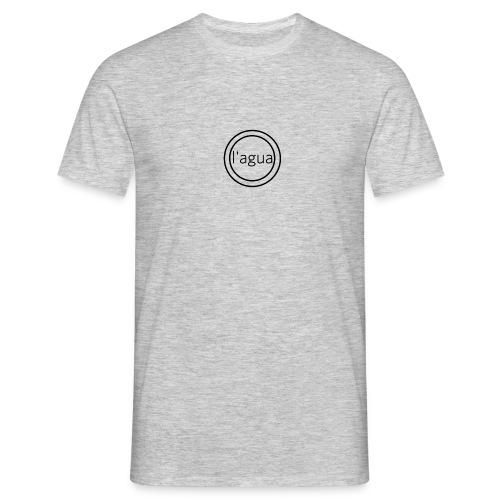 l agua black theme - Men's T-Shirt