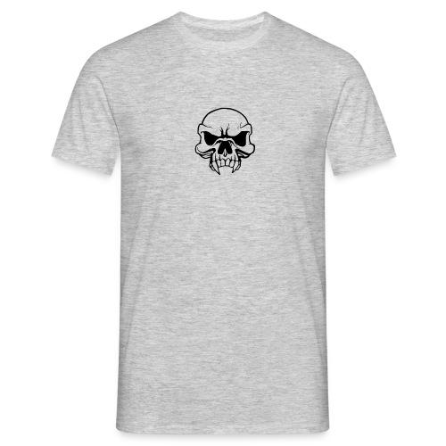 skull Vampire totenkpf - Männer T-Shirt