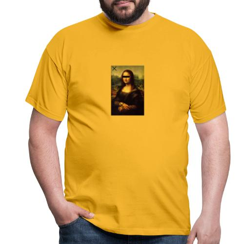 XMona LisaX - Camiseta hombre