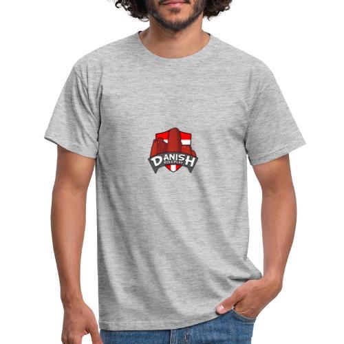 DanishRP Logo - Herre-T-shirt