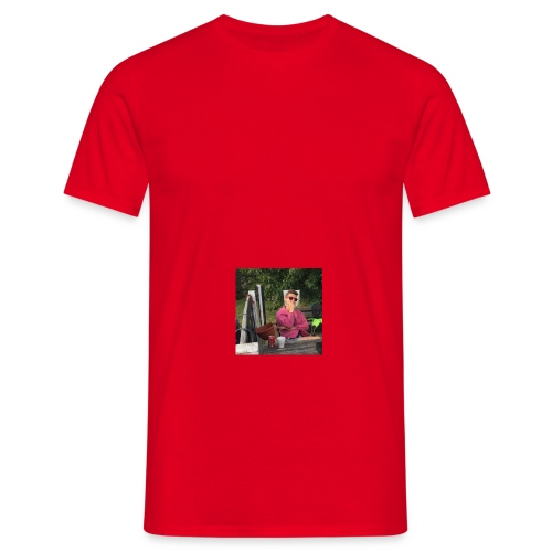 14484925 10209554910602420 3087937525797545518 n - Herre-T-shirt