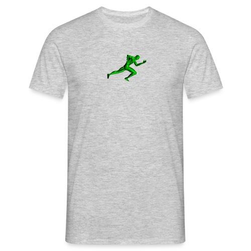 powerrunner - Männer T-Shirt