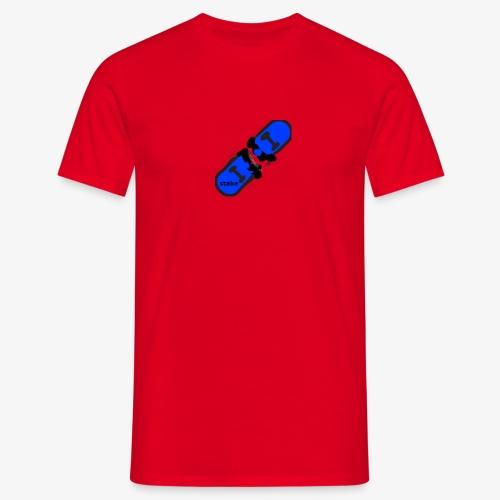 skateboard 512 - Herre-T-shirt