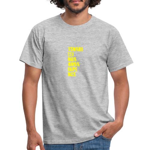 TenSHI - T-skjorte for menn