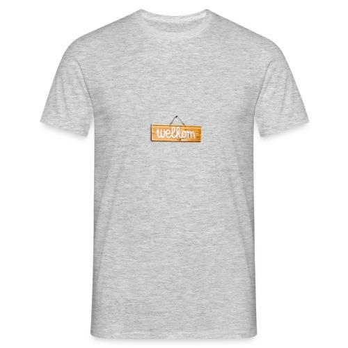 welkom - T-shirt Homme