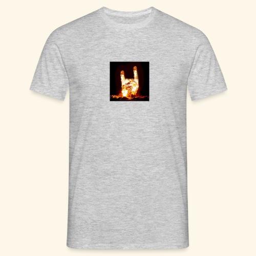 fingers bomb - T-shirt Homme