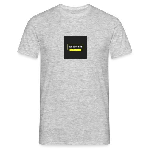 Don kläder - T-shirt herr