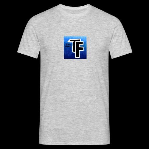 todd friday logo - Men's T-Shirt