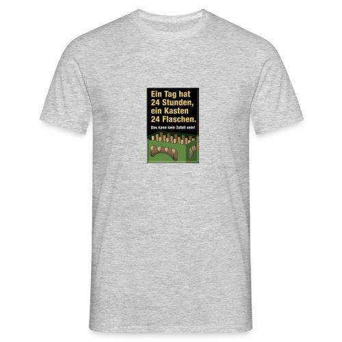 Bauern Sprüche - Männer T-Shirt