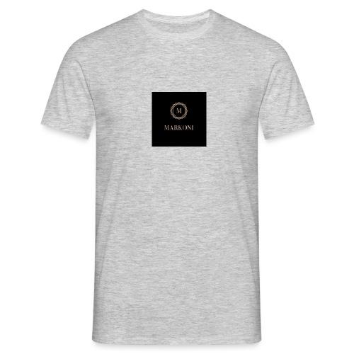 markoni - Männer T-Shirt