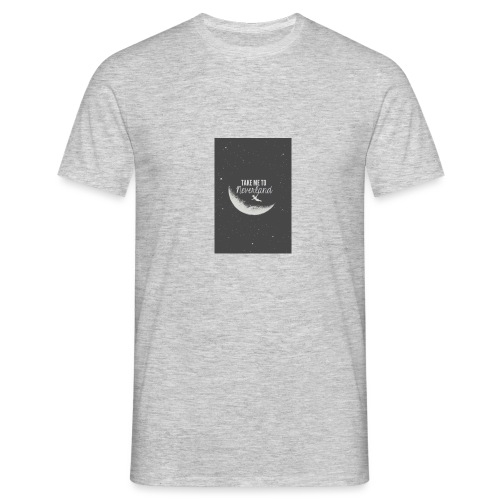 Take me to Neverland - Männer T-Shirt