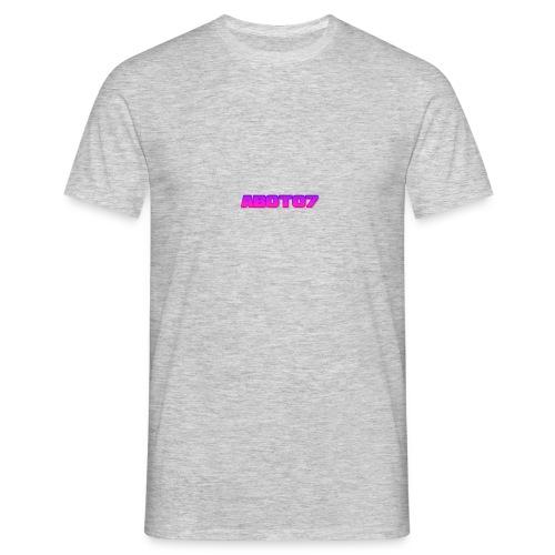 Abot07 - T-shirt herr