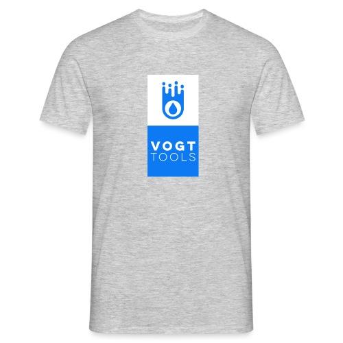 Logo vogt tools - Männer T-Shirt