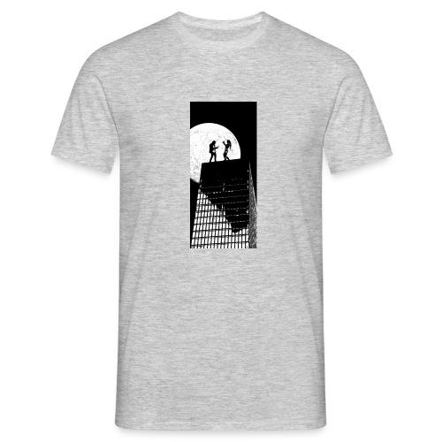 Karoshi & Evil - Männer T-Shirt