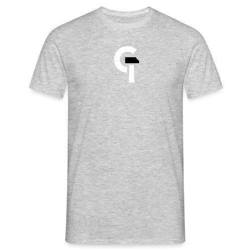 GTEC white3 - Männer T-Shirt
