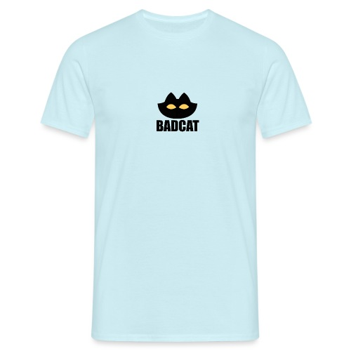 BADCAT - Mannen T-shirt
