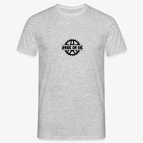 Brustlogo - Männer T-Shirt