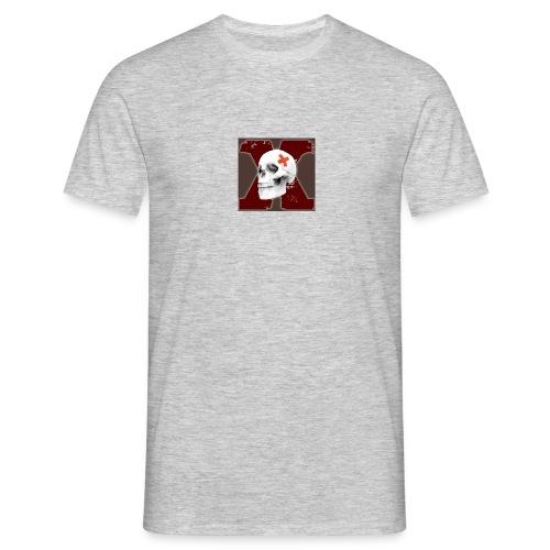 Skullncross logo - Men's T-Shirt