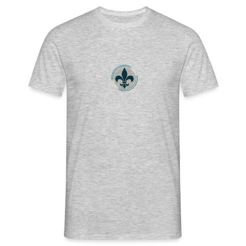 PLF BLASON REVISITÉ - T-shirt Homme