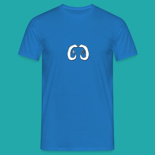 Crowd Control Logo - Men's T-Shirt
