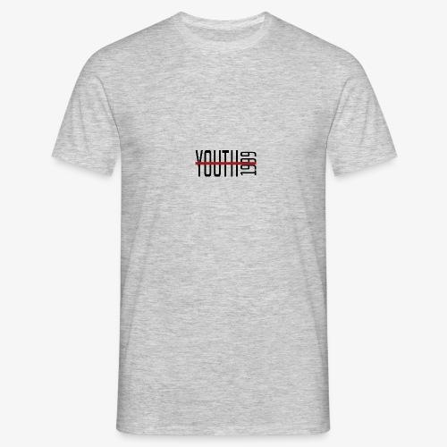 YOUTH1999 - Grey T-Shirt - Sutpecni - Maglietta da uomo