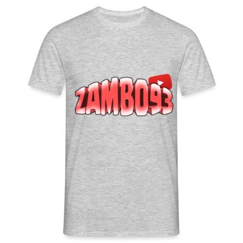 ZAMBO93OFFICIAL - Maglietta da uomo