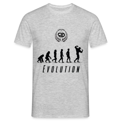 EVOLUTION - Koszulka męska