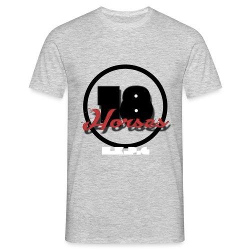 18 Horses - NKPG (White) - T-shirt herr