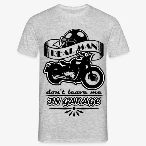 biker style - Maglietta da uomo