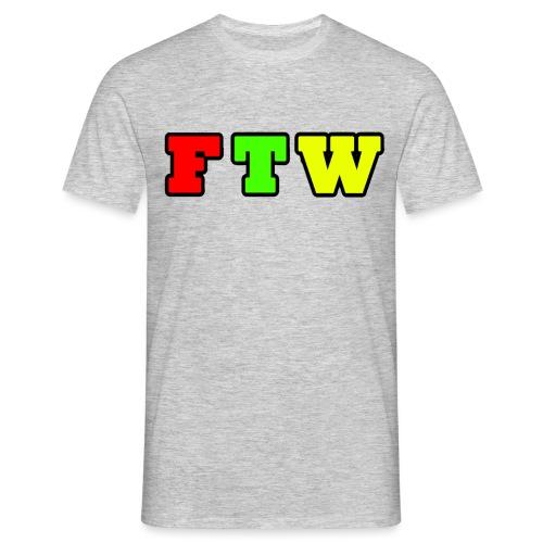FTW S2 Logo - Men's T-Shirt