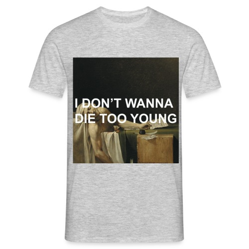 TOO YOUNG - T-shirt Homme