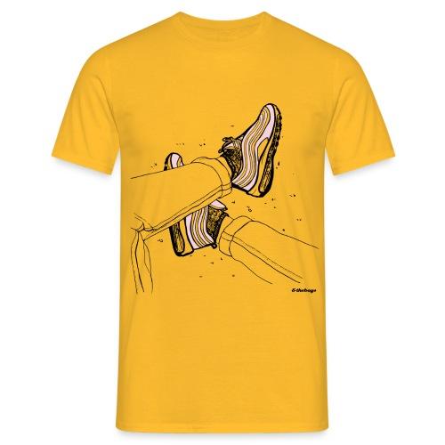 AM97 andtheboys - Herre-T-shirt