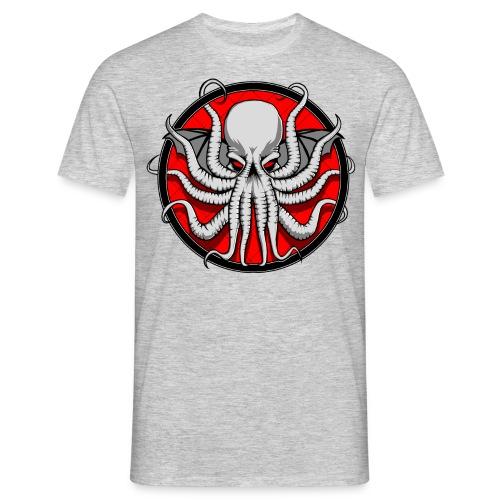 Cthulhu Sigil Crest - Men's T-Shirt