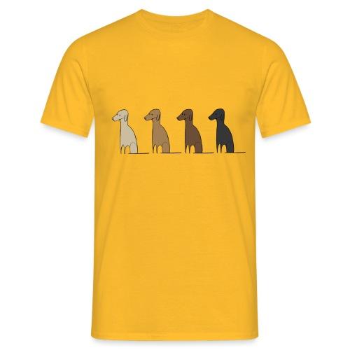 Logo Kusei - Männer T-Shirt