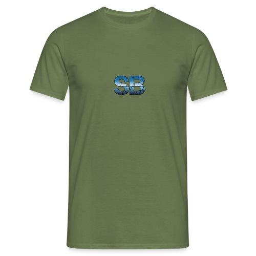 SB Logo - Herre-T-shirt