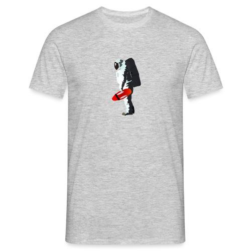 Space Lifeguard - Men's T-Shirt